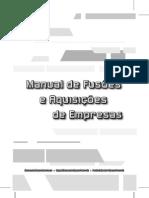 FUSÃO DE EMPRESAS - MANUAL