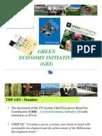 Green Economy Initiative