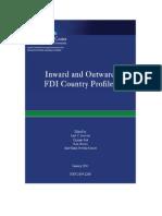 Inward n Outward Fdi Country Profiles