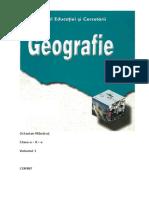 Geografie Clasa 10 - Corint - Octavian Mandrut
