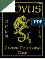 Novus RPG