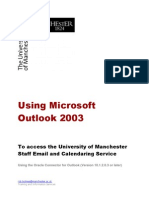 Outlook User Guide