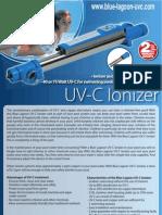 UV C Ionizer