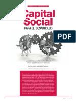 Capital Social Para El Desarrollo