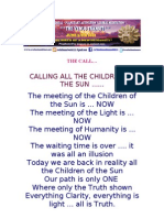 The Venus Transit 5 & 6 June 2012 Global Meditation