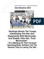 Military Resistance 10E16