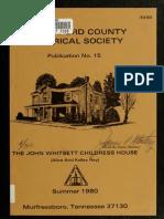 John W. Childress Publication Ruth