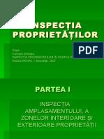 Curs 4. Insp Propr