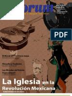 Revista Quórum No. 33 – La Iglesia en la Revolución Mexicana (Rubén Rodríguez Balderas)