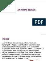 ANATOMI HEPAR