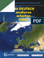 AA.vv.- Mit Deutsch, Studieren Arbeiten, Leben (Index, Einheit 1)