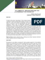 GESTÃO URBANA-AMBIENTAL