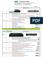 Cantonk DVR Price List V201101A