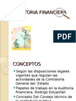 Auditoria Financier A