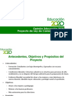 Carrera Docente - Educacion2020