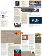 Haitian Congress to Fortify Haiti Newsletter 2012 Q2