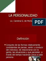 Personal Id Ad y Trastornos de La P