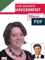 Le projet du changement d'Anne-Laure Loray