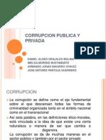 Corrupcion Publica y Privada