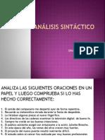 anlisissintctico-oracioneshechas-100224100907-phpapp02