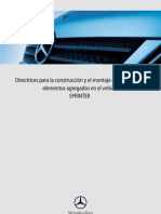 Manual Del Carrocero Sprinter