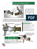 Sistema de transferencia Turbo Flo LE (Inglés)