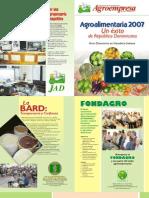Agroaliemntaria 2007