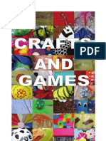 Product Crafts Games Book