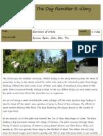 The Dog Rambler e-diary 28 May 2012