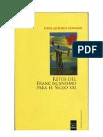 Retos Del Franciscanismo Para El Siglo XXI