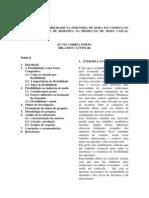 ASPECTOS DE FLEXIBILIDADE NA INDÚSTRIA DE MODA