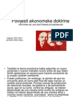 Historia de Las Doctrinas Economic As Eric Roll Croata Parte 132