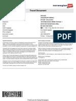 Travel Document for Choudhury - Sriraj - Zcklgo