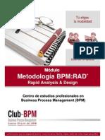 Programa Modulo Metodologia BPM RAD