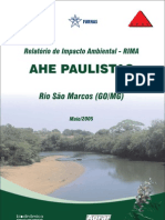 AHE PAULISTAS - Rima