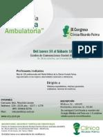 conferencia ricardo Palma