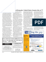 Remembering Edward Kennedy-Article