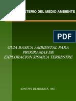 GUIA EXPLORACION SISMICA