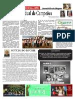 página -3 do Jornal Alfredo Wagner