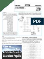 página -5 do Jornal Alfredo Wagner