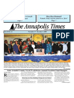 Anne Arundel County NAACP Celebrates Annual Freedom Fund Banquet