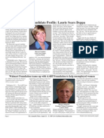 Mayoral Candidate Profile- Laurie Sears Deppa