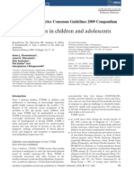 Type 2 Diabetes in Children and Adolescents