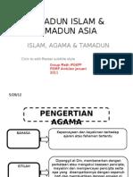 Bab 1 Islam, Agama Dan Tamadun