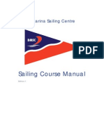 Sailing Lesson Booklet