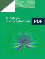 tribologie