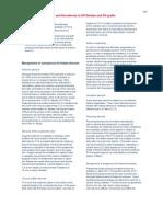 7. Treatment of Stenosis and Thrombosis in Av Fistulae and Av Grafts