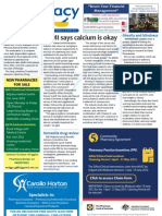 Pharmacy Daily for Tue 29 May 2012 - ASMI on calcium, Eviplera on PBS, Obesity, Dementia drug review and much more...