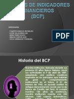 INDICADORES BCP