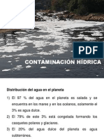 CLASE 10 - Contaminación hídrica